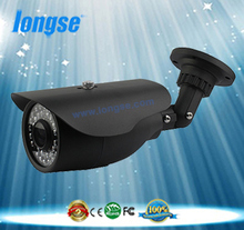 "Longse 1080P/2Megapixel hd outdoor IP Bullet camera 1/2.5"" Sony CCD TI Chipset security camera"