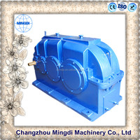 sew machine Used ZSY / ZDY/ ZFY/ ZLY Helical Cylindrical Speed Reducer Gear box Transmission Gearbox Parts with diesel engine