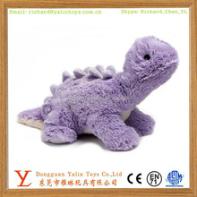 small cute kids toy dinosaur plush wild animal