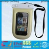Universal Waterproof Bag Case with Strap&armband for Cell Phone