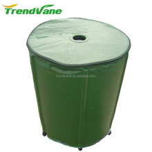 hot selling collapsible heavy duty PVC rain barrel water tank from 25L to 2000L better than oak barrel and wine barrel