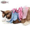 Pet Clothes Sweet Lovely cat dog dress Princesses Wedding Dresses