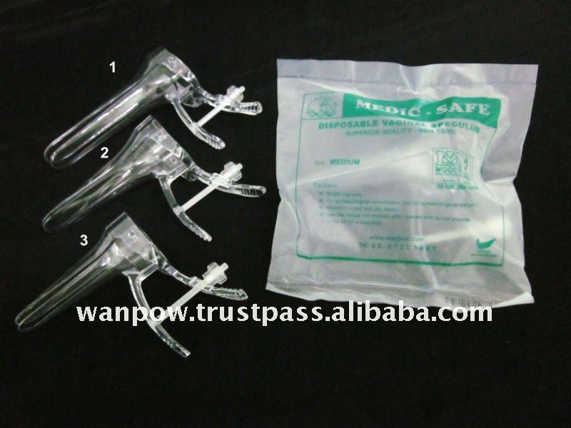 Disposable Varginal Speculum