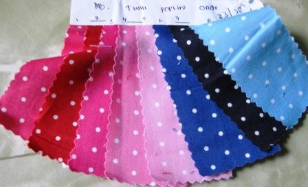 Cotton Polka Dot Fabrics