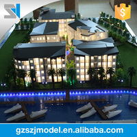 Architecture Miniature Models From China Model