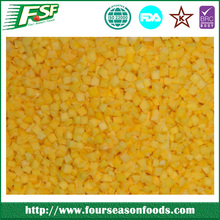 Wholesale low price high quality best price frozen diced mango