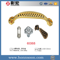 Zinc Alloy Cabinet Furnitur Handle For