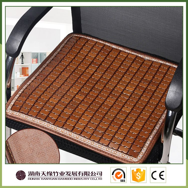 Modern Competitive Price Summer Cooling Bamboo Car Chair Cushion