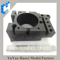 Custom Fabrication Services High Standard Steel Prototype Plastic Mould Parts