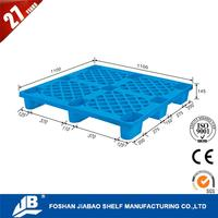 PE/PP/PVC plastic GMT block pallets for concrete blocks