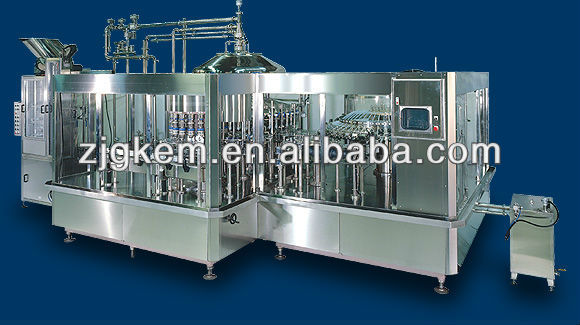 RCGF 3-in-1 black tea,coffee automatic bottling drink juice bottling machine