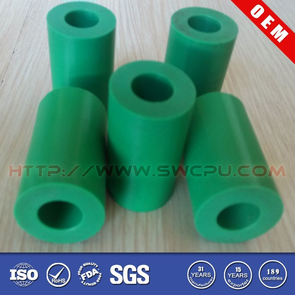 Hard nylon pa pu plastic hollow rod