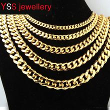 Stainless Steel latest new gold chain designs 2016 for men,simple gold chain necklace latest design