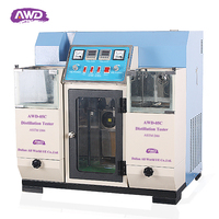 AWD 05C Laboratory Distillation Tester Petroleum