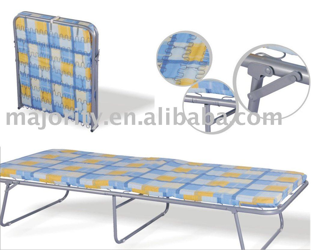 Folding bed