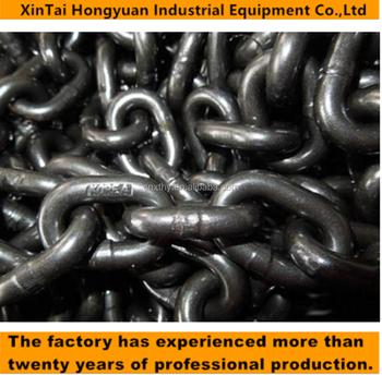 DIN22252 Chain, 18mm high quality alloy steel ring chain for mining industry