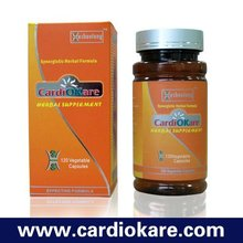 The best herbal natural medicine called CardiOkare to cure cardiovascular