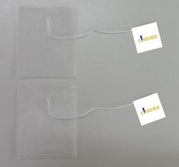 Wholesale Or Custom Made Nylon Pyramid Tea Bag For Fat Removal Tea