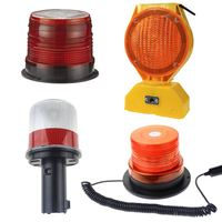Popular battery operated traffic lights with LED