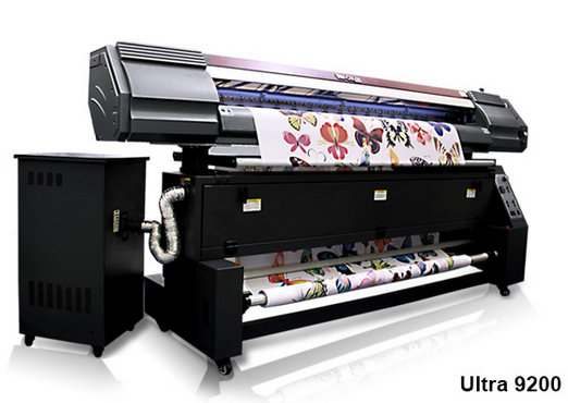 Double DX7 printhead Sublimation ink For Wit color Ultra 9200