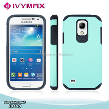 hybrid protector covers slim for samsung galaxy s4 mini i9190