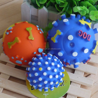 Different sizes the best pet training pet toy ball for dog