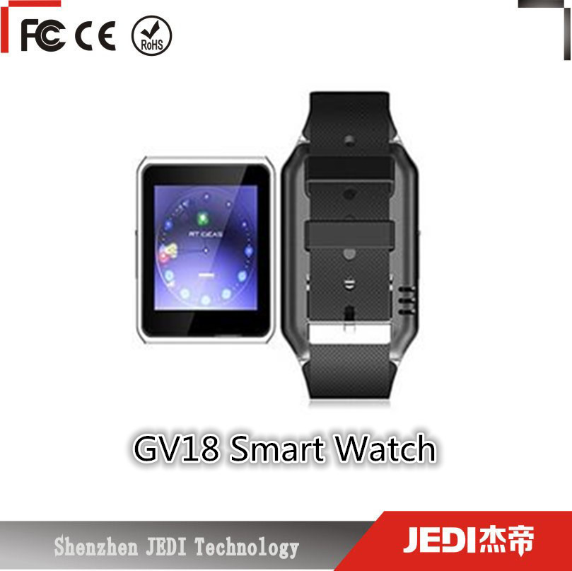 gv18 touch screen Smart Watch Android Dual Sim gh1273