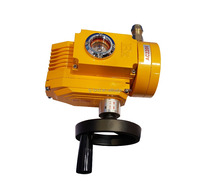 Explosion -proof multi turn electric motor operate gate valve actuator