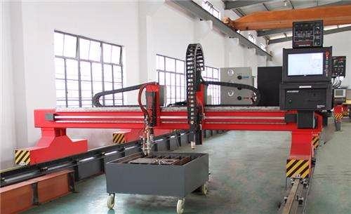 Laser cutting machine /CNC gantry plasma automatic cutting machine