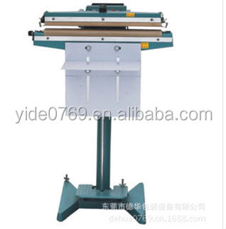 PFS-350 Foot Operated Sealing Machine