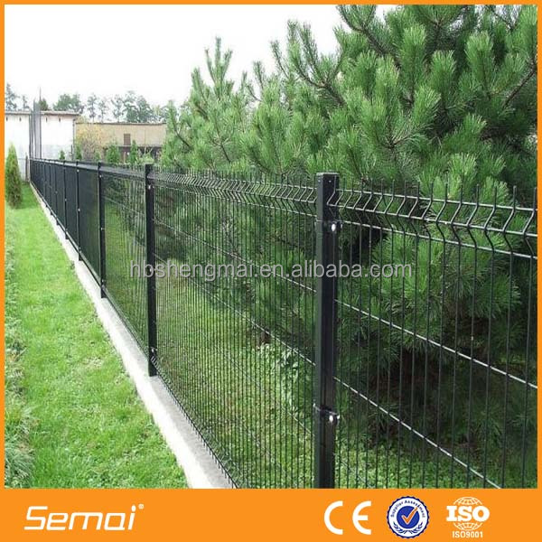 Alibaba Trade Assurance Galvanised Welding Solid Metal Fence Panel