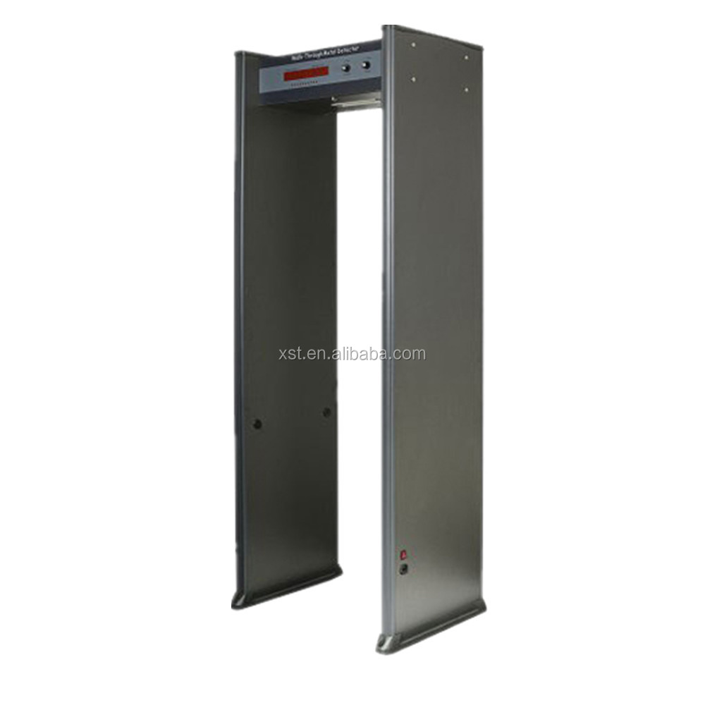 archway detector Walk Through Metal Detector Gate for Security metal scanner archway single zones detector <strong>A1</strong>