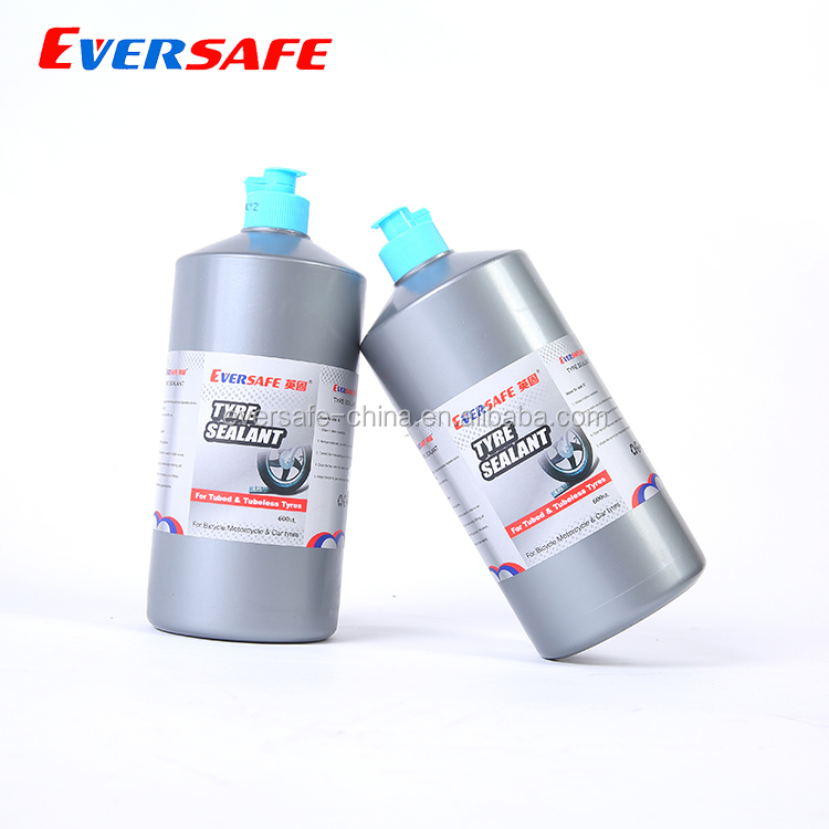 Bicycle resine based tyre sealant