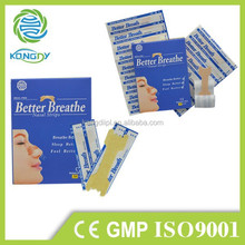 Good night Stick Strengthen Nasal Strip As Breathe Right