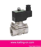 Stainless Steel 3/4 inch solenoid valve China supply