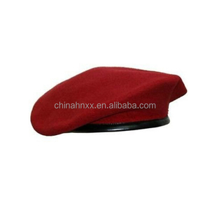 custom wool military french army beret caps