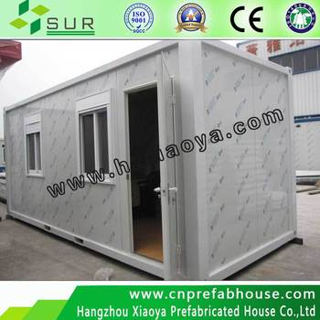 safe movable container house with CE/ISO