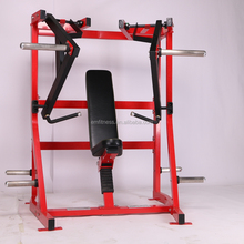 gym strength equipment Iso-lateral wide chest