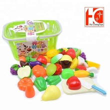 wholesale plastic cutting toy kids kitchen toy for kids