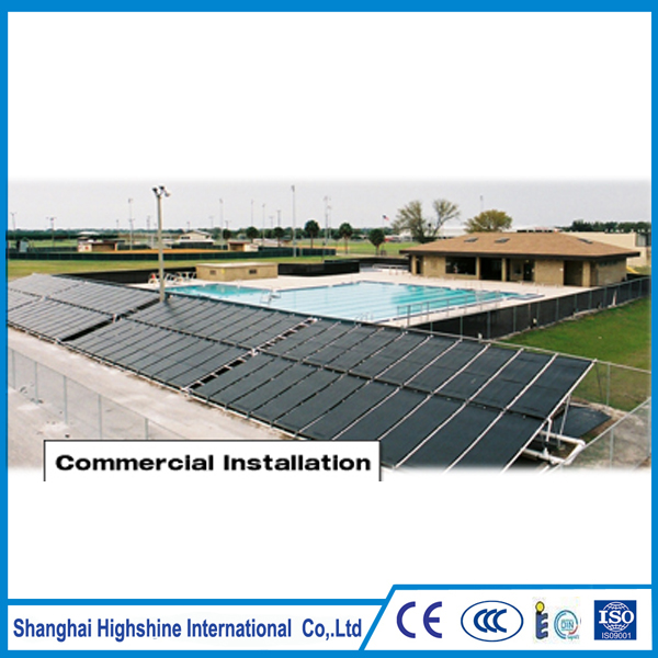 China cheap good durable plastic and rubber sealing strip EPDM,NBR+PVC Swimming Pool Solar Heating Mats