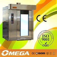 rotary gas oven/baking equipment(CE&ISO Manufacturer)