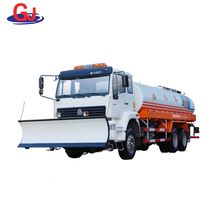 SINOTRUK Sanitation and Municipal Service Vehicle Snow removal truck