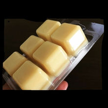 Customized Blister Plastic Clamshell Wax Melt Packaging