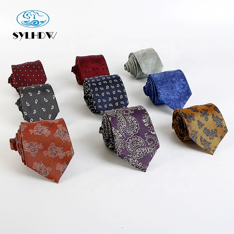 High quality Italy pure silk varitey of men paisley <strong>tie</strong> 100% silk can test also sell fabric