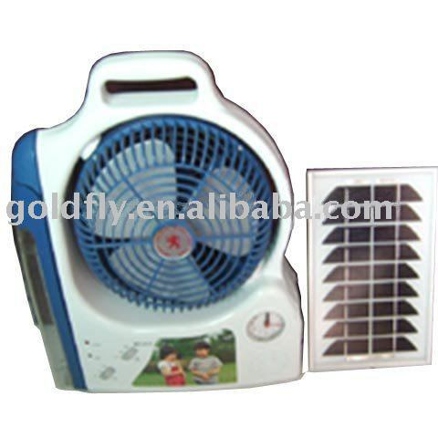Applied Solar Fan,mini and portable (GF-SF828) (solar powered cooling fan/solar energy fan)