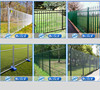 Easily Assmebled fence wire mesh in iron wire mesh fencing