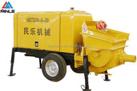 HONGDA HBT CE appoved Electric concrete pumpmade in China