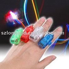 Christmas Gift LED Finger light Party Time Beams Ring LED-001
