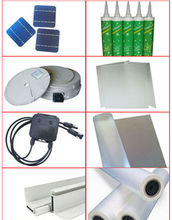 REOO Solar Panel Raw Material and Solar Cell and PV Junction Box