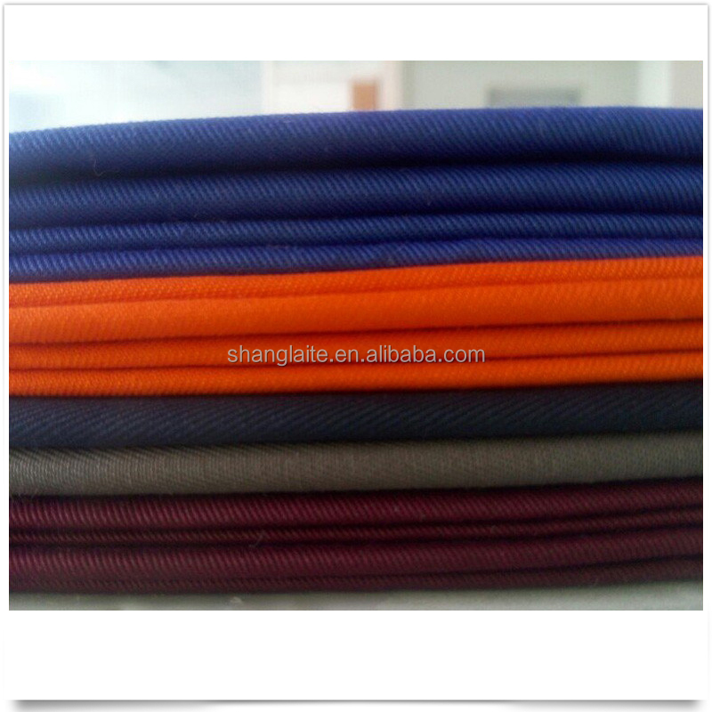 Factory manufacture polyester cotton workwear uniform fabric
